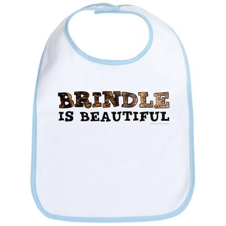 Brindle is Beautiful! Bib