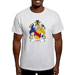 Angell Family Crest Light T-Shirt