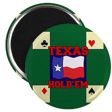 Texas Holdem Magnet