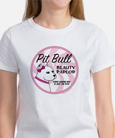 Pit Bull Beauty Parlor Tee