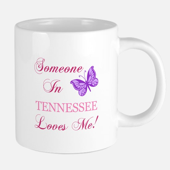 Tenessee State (Butterfly) Mugs