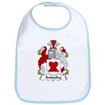 Andesley Family Crest Bib