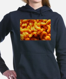 macaroni cheese Women's Hooded Sweatshirt