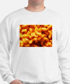 macaroni cheese Sweatshirt