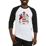 Alley Family Crest Baseball Jersey