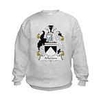 Allerton Family Crest Kids Sweatshirt