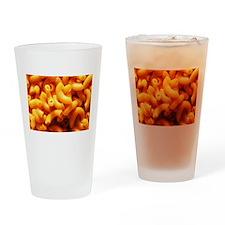 macaroni cheese Drinking Glass