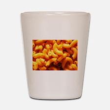 macaroni cheese Shot Glass