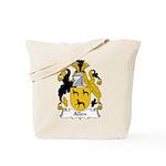 Allen Family Crest Tote Bag
