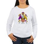Alfred Family Crest Women's Long Sleeve T-Shirt