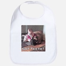 Got teeth? Bib