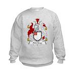 Aldridge Family Crest  Kids Sweatshirt