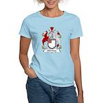 Aldridge Family Crest  Women's Light T-Shirt