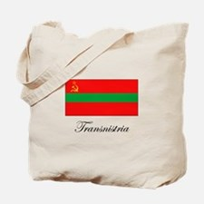 Transnistria - Flag Tote Bag