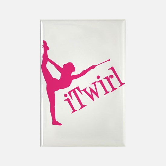 iTWIRL Rectangle Magnet