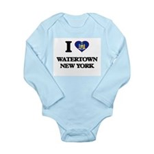 I love Watertown New York Body Suit