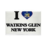Watkins glen new york Magnets