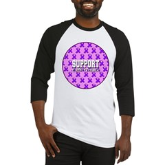 Support Everything Baseball Jersey