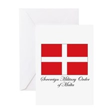Sovereign Military Order of M Greeting Card