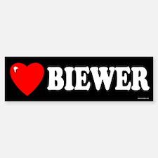 BIEWER Bumper Bumper Bumper Sticker