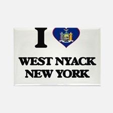 I love West Nyack New York Magnets