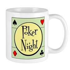 Retro Poker Mug