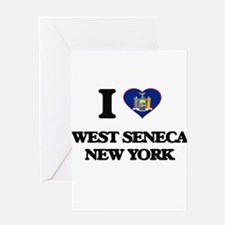 I love West Seneca New York Greeting Cards