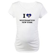 I love Westhampton New York Shirt