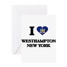 I love Westhampton New York Greeting Cards