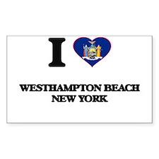 I love Westhampton Beach New York Decal