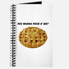 You Wanna Piece O' Me? (Pie) Journal