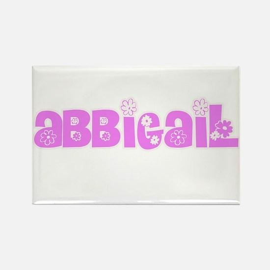 Abbigail Flower Design Magnets