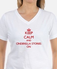 Keep Calm and Cinderella Stories ON T-Shirt