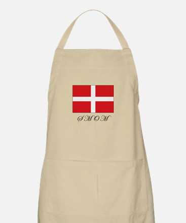 the Order - SMOM - Flag BBQ Apron