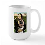 Mona's G-Shepherd Large Mug