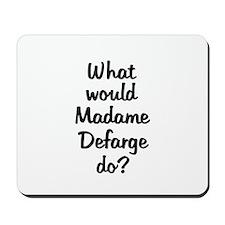 Madame Defarge Mousepad