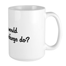Madame Defarge Mug