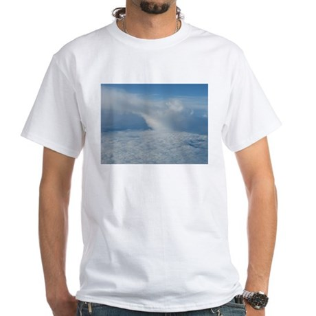 Stormclouds by Cloud7 White T-Shirt