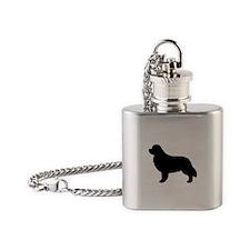 Newfoundland Flask Necklace