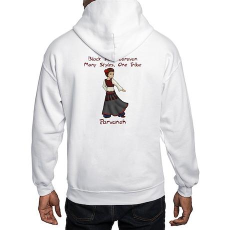BRC One Tribe - Parvaneh Hooded Sweatshirt