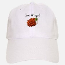 Wings Baseball Baseball Cap