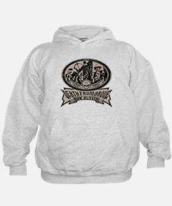 Death from above Hoodie