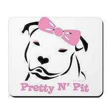Pretty N' Pit Logowear Mousepad