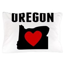 Oregon Pillow Case