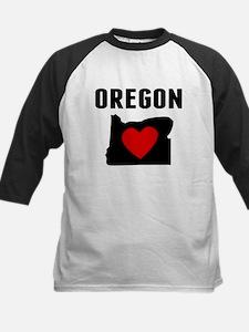 Oregon Baseball Jersey
