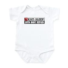 Auto Body Repair Infant Bodysuit