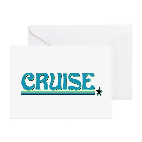 Cruise! Greeting Cards (Pk of 20)