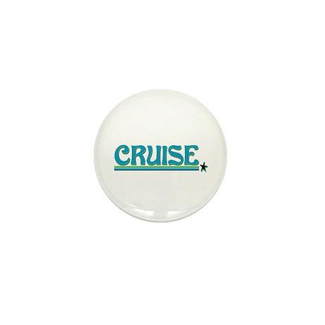 Cruise! Mini Button