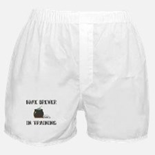 Home Brewing Humor Boxer Shorts