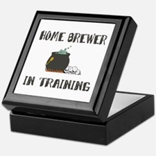 Home Brewing Humor Keepsake Box